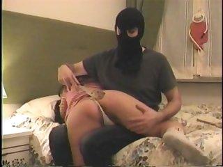Enema and spanking