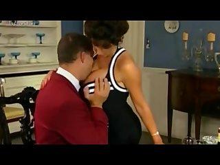 Sarah young diner sex