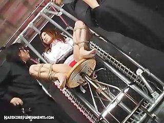 Japanese bondage sex yayoi pt 1