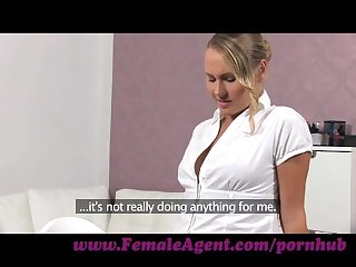 Femaleagent let me show you how to pleasure a woman