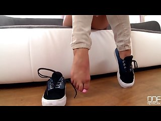 Foot casting