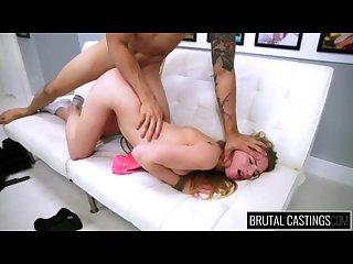 Brutal casting sydney cole