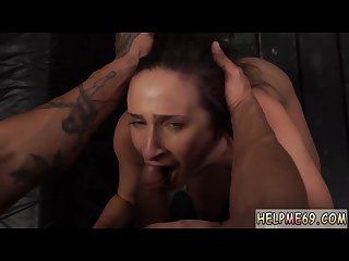 Russian anal bondage first time Ashley licking the strands of super hot