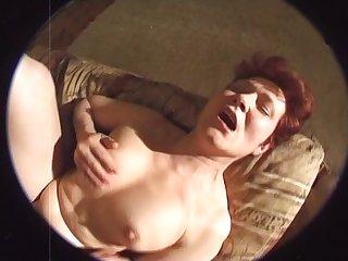 Big butt granny nightmare 56