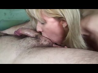Pornhub member drops by for a free fun cock sucking