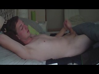 Spying my friend while jerking ii