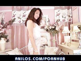 Amateur mom hairy pussy pleasure