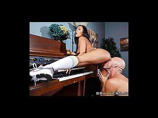 Brazzers gianna nicole sucks her piano tutor