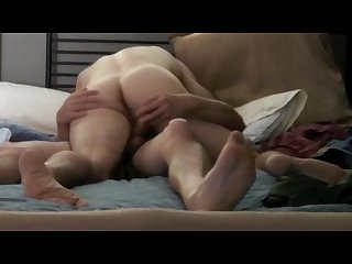 Married guy bumps grind with buddy
