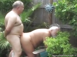 Two chubby daddyfuck