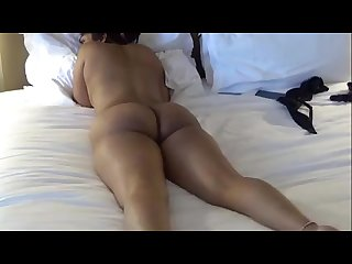 Indian Aunty fucked with me