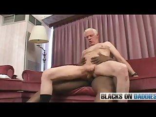 Chubby black daddy