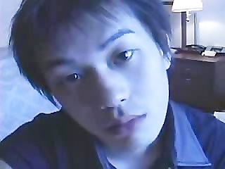 A handsome japanese teen makes love at hotel