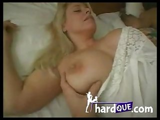 Mature Sleeping italian blowjob