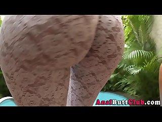Latinas Big Ass groped