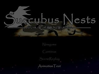 h project succubus s nest alicia animation test
