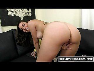 RealityKings -Bruno Dickenz Scarlett Sawyer Cum Fiesta Scarl - Up And Cumming - Cum Fiesta