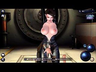 Sexy Spy fucking yabuki ryoko 3d hentai