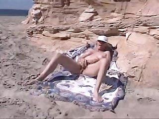 Nude porn star zoe zane masterbates santa cruz ca usa beach