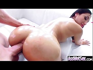 Luscious Big Ass Girl (vicki chase) Take It Deep In Her Asshole mov-30