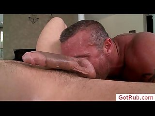 Amazing cock gets amazing blowjob by gotrub