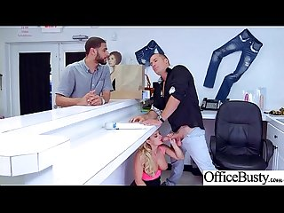 Huge titts hot girl lpar cali carter rpar like hard style sex in office Mov 15
