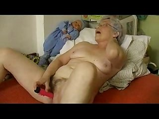 Granny S cute little toy