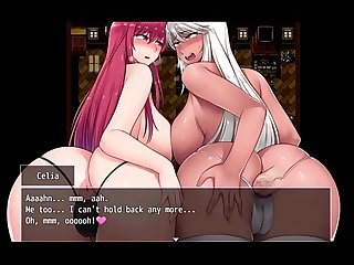 Celia 9 fallen makina and the city of ruins Hentai anime game