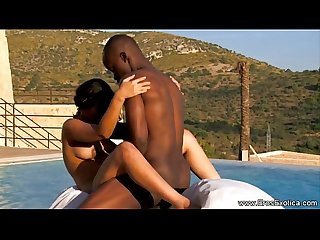 African lovers fuck like crazy