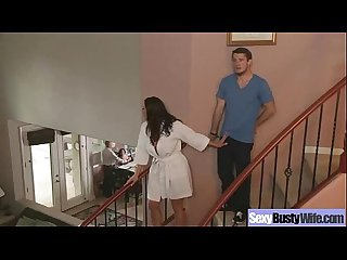 Hard sex on tape with slut bigtis housewife kendra lust mov 18