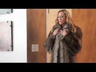 Brandi S first fur