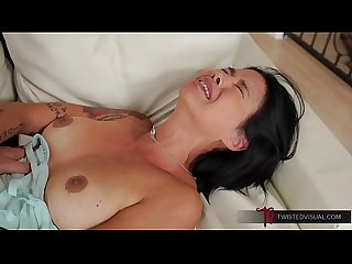 DANA VESPOLI AND ERIK EVERHARD HAVE REAL SEX