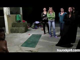 Hazedgirl hazing coeds