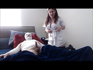 Brigitt Paris - Nurse Scene