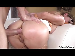 Officer of the law anal bondage fucked