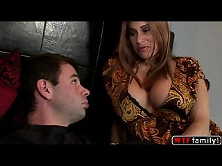 Big titty hardcore milf sheila marie takes care of her stepson monster horny coc