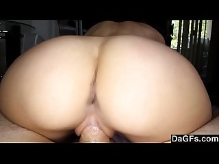 Shes really hungry for cock
