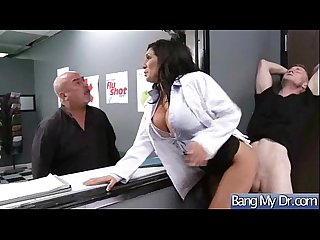 Sex hard adventure between horny doctor and patient emily b clip 14
