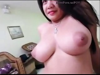 Big tit malay