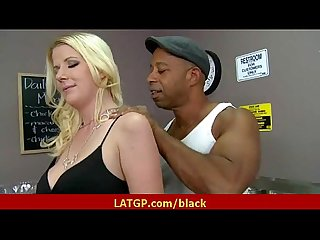 Interracial porn milf hardcore sex 8