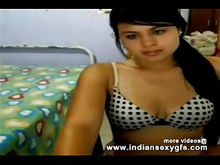 Hot Desi collegegirl exposing front on webcam indiansexygfs period com