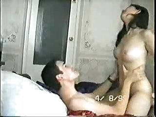 Meera with boyfriend