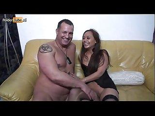 Porno bob heeft trek in een thaise hap maar scoort een thais mokkel die hij mag neuken