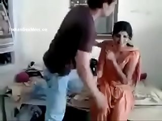 Desi gf with lover mms