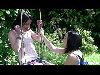 Deux actrices porno bien excite es se baisent entre deux sce nes full video