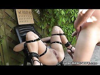 Kinky pissdrinking slutwife