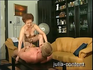 70 yo grandmother fucked and cumshot