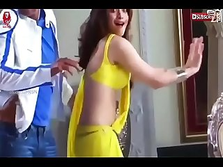 Hot Tamanna Bhatia Very Hot at Shooting Spot Bollywood Hot Dance ~hot scene