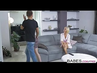 Babes - Step Mom Lessons - In This Together starring Vicky Love and Luna Rival clip