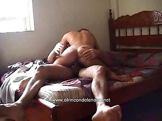 Amateur home fuck